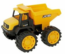 JCB Mini Dumptruck Chunky 7'' Design Construction Toy Age 18+ Months NEW