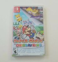 Paper Mario Origami King Nintendo Switch Perfect Condition