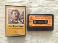 Fred Buscaglione e i suoi Asternovas - Fonit Cetra 1980 - Musicassetta