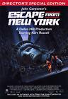 Внешний вид - Escape From New York (1981) original movie poster director's cut - ss - rolled