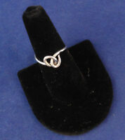 Sterling Silver Size 6 Ring Cool Design Marked 925 1.4G ~Not Scrap