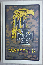 Uniforms, organiz. & hist. of the Waffen-SS - Vol 2 - by Bender & Taylor - 1971