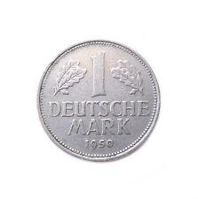 1 DEUTSCHE MARK 1950 Bundesrepublik D Deutschland monnaie pièce Allemagne