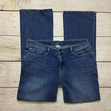 Eddie Bauer Jeans Size 12S Short Womens Bootcut Medium Wash Denim
