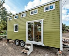 ��� Tiny House Discounted Home Modern Dual Loft Shell ���