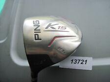 LH Ping K15  SF TEC 10.5° Driver Ping TFC 149 Regular Graphite USED #13721