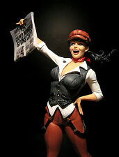 DC: Bombshells: LOIS LANE statue - (sideshow/canary/superman/batman/batgirl)
