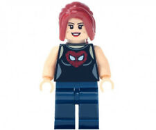 NEW LEGO MARY JANE FROM SET 72016 ULTIMATE SPIDER-MAN (SW103)
