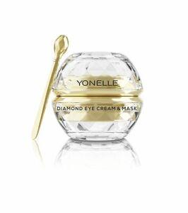 Yonelle Diamond Eye Cream & Mask