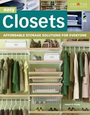 Easy Closets: Affordable Storage Solutions for Everyone (Home Improvement), Prov