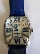 486N00MWFBL0PSB Locman History / orologio uomo / quadrante madreperla bianca ...