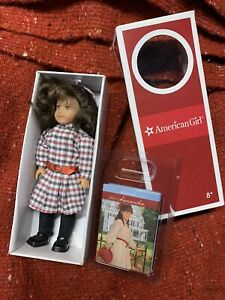 American Girl Samantha Mini Doll and Book With Original box