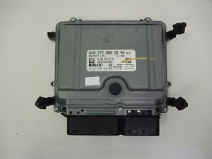 MERCEDES 2011-2012 GLK350 A 272 900 58 00 ENGINE COMPUTER MODULE ECU ECM PCM
