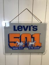 Vintage 1970's Levi's 501 Shrink-To-Fit