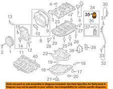 VW VOLKSWAGEN OEM 13-17 Beetle Engine Parts-Filter Cover 06L115408D