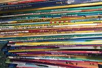 Random Mixed Lot 30 Step into Reading LEVEL 1 2 3  Children Education Homeschool