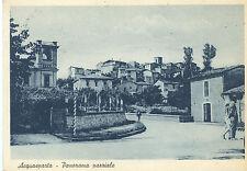 * Acquasparta ( Umbria ) : Panorama parziale *  Viaggiata  Anno 1959