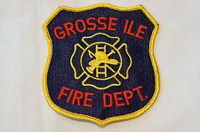 US Grosse Ile Fire Patch Obsolete