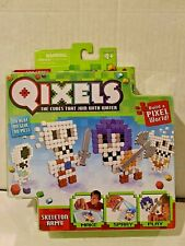Quixels Skeleton Army 500 Cubes Refill Pack by Moose Toys New in Box