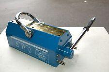 BLUEROCK Tools Magnetic Lifter 2000 KG - 4400 LBS Magnet Lifting Mag Crane Hoist