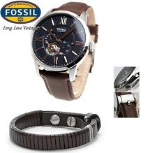 FOSSIL MEN'S AUTOMATIC LUXURY COLLECTION SET WATCH ME3061