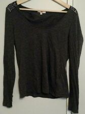 JAG Size M LADIES TOP, Sparkly, long sleeve PRE-OWNED