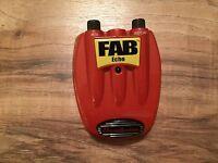 Danelectro Fab Echo Guitar Effect Pedal