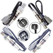 4x Oxygen Sensor for 5/2000-7/2003 Toyota RAV4 ACA20/21 2.0L Pre-Cat + Post-Cat
