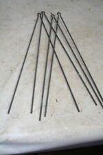 """Vintage Bicycle Mudguard Stays x 4 For 26"""" Wheel New Old Stock"""