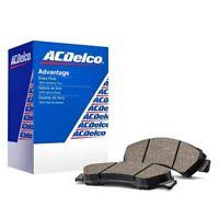 For Chevy Silverado 1500 08-13 ACDelco Advantage Ceramic Front Disc Brake Pads