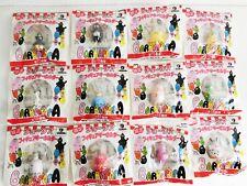 BARBAPAPA Limited Georgia Figure Key Ring All 12 types Complete set Japan