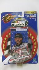 Nascar 2000 NEW Stars Casey Atwood Autographed #27 Chevy 1:64 Diecast NEW dc1483