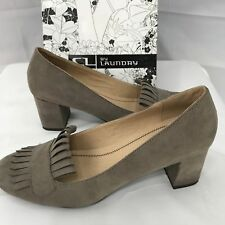 New Chinese Laundry Anete Size 6 36/5 Dark Taupe Shoes