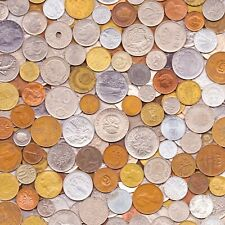 10 OLD COINS MADE IN 70's. DIFFERENT COLLECTIBLE COINS FROM SEVENTIES 1970-1979