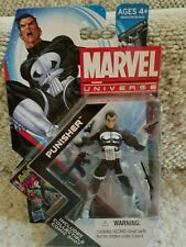 "Marvel Universe 3 3/4"" The Punisher Figure! NEW!!!"