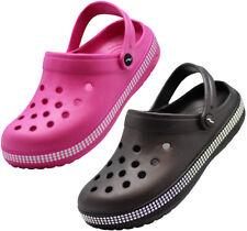 NORTY Women's Slip On Clog Sandal, Walking, Water Shoe or Gardening