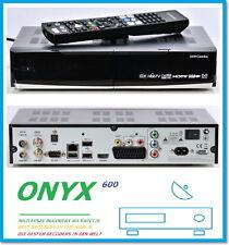 Openbox SX9 COMBO HD CI+ BLINDSCAN DVB-S2 plus DVB-T2/C IPTVplayer PVR