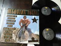 "MAQUINA TOTAL 4 - 2 X LP Vinyl 12 "" Max Musik 1992 Spanisch Ersten Press G+"