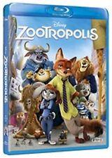 Blu Ray ZOOTROPOLIS - (2016) Disney ......NUOVO