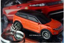 Custom Key Chain '15 Range Rover Evoque