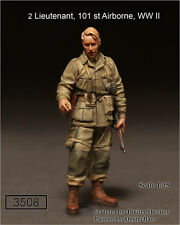 "Soga Miniatures 1/35 #3508 WWII U.S. 101st Airborne Division #2 ""2 Lieutenant"""