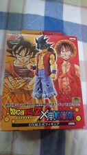 RARE Dragon Ball Z x One Piece 40th Anniversary DXF Figure GOKU SON From JAPAN