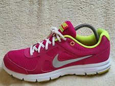 Nike Lunar Forever Lunarlon Ladies trainers Rose Pink/Neon/White UK 7 EUR 41