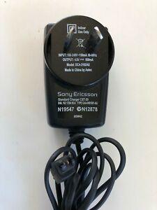 Sony Ericsson POWER ADAPTOR Model DC4-3102AU 4.9V 850mA