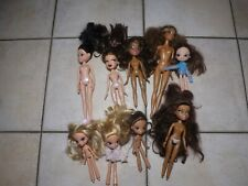 BRATZ DOLLS BUNDLE & MY SCENE DOLL