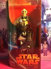 Star Wars TCW General Greaves 12 inch.