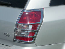 DODGE MAGNUM 2005 - 2008 TFP ABS CHROME TAIL LIGHT COVER INSERT ACCENT