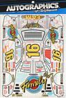 AutoGraphics 210-24 Family Channel #16 slot car decal