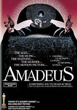 Amadeus (Dvd, 2009, Canadian)