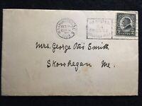 1923 **GEORGE OTIS SMITH** WASHINGTON, D.C. COVER+SC# 610 STAMP! NOTABLE PERSON!